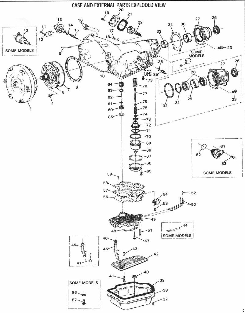 gm th400 parts diagram html