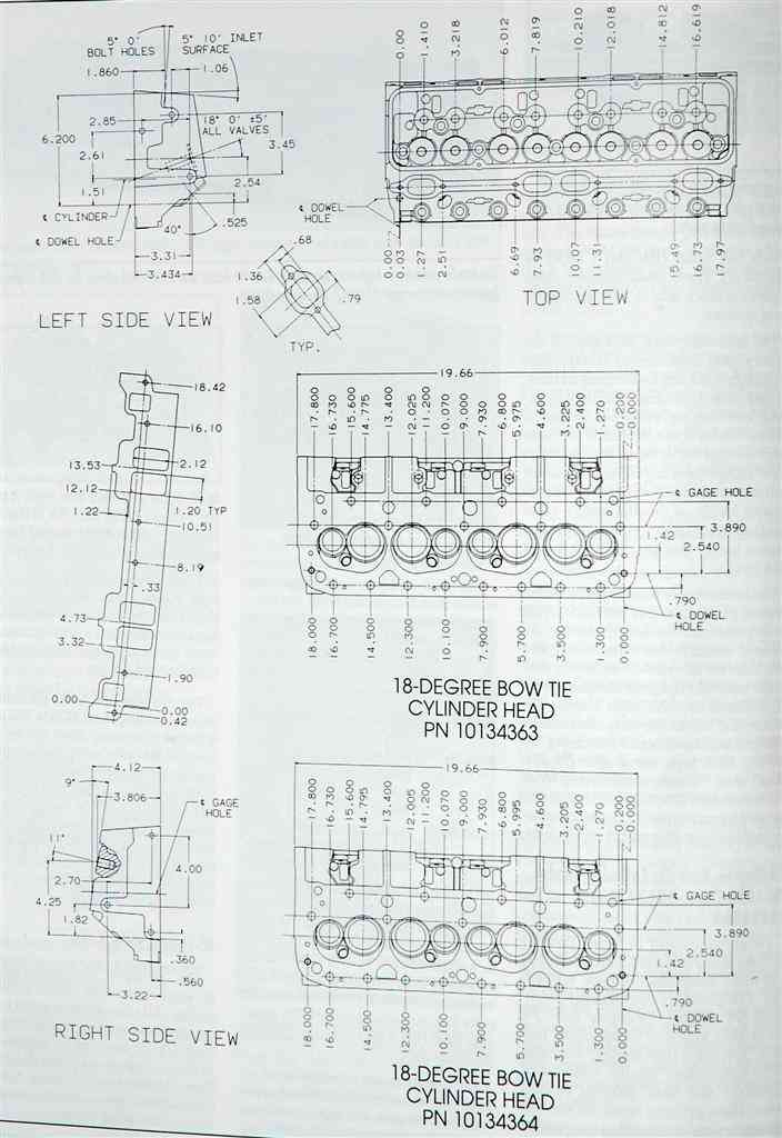11979 Chevy Hei Distributor Wiring Diagram Wiring Diagrams