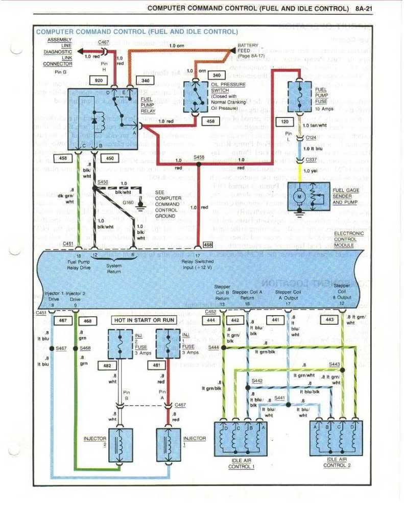 Got A Cross Fire Corvette Grumpys Performance Garage 81 Torque Converter Wiring Diagram Img