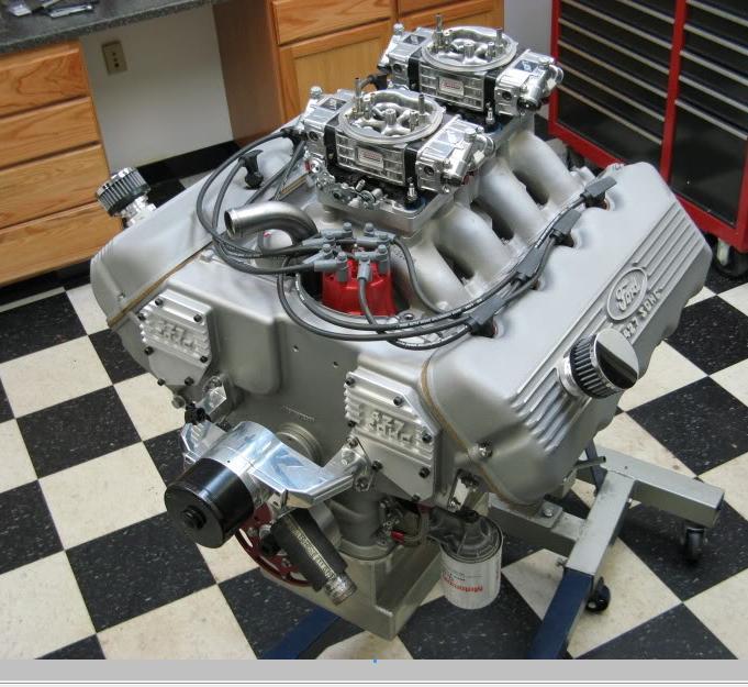 Sohc on Carburetor Venturi