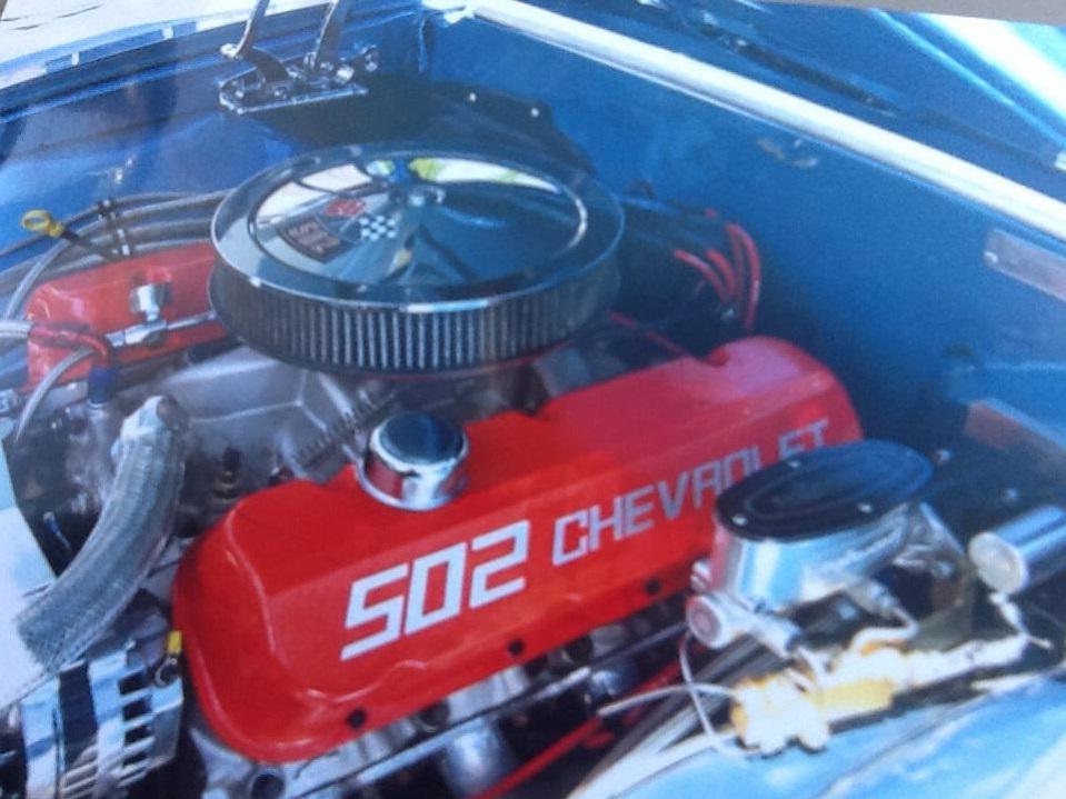 Custom valve covers - Chevelle Tech