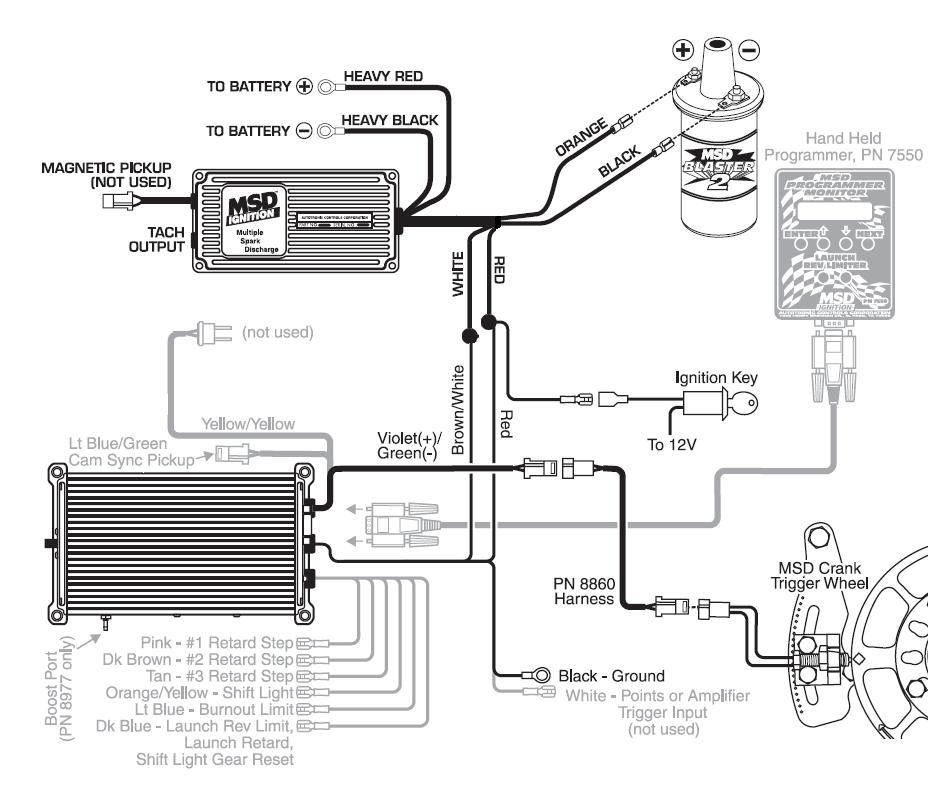 pro comp distributor wiring diagram images mallory 6al wiring wiring diagram msd ignition digital 6 plus