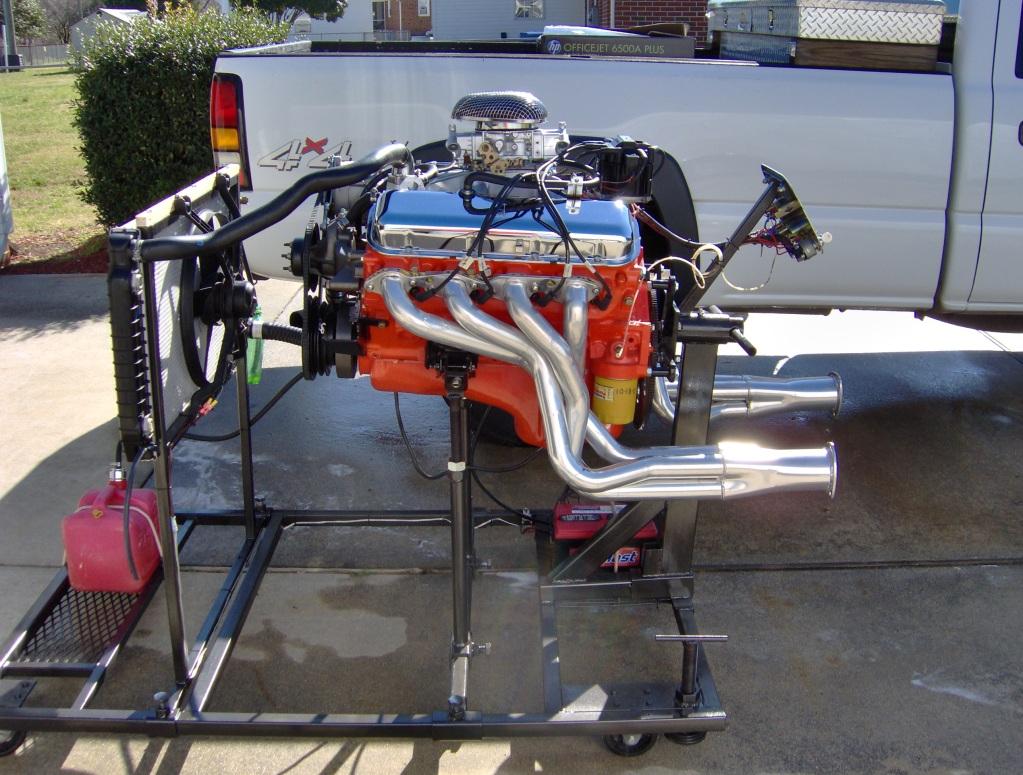 engine test run stand – Run Engine Test Stand Wiring