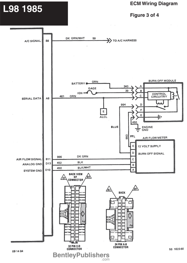1986 corvette radio wiring diagram wiring schematic diagram 1985 corvette ecm wiring diagram 1985 corvette cooling fan wiring diagram #14