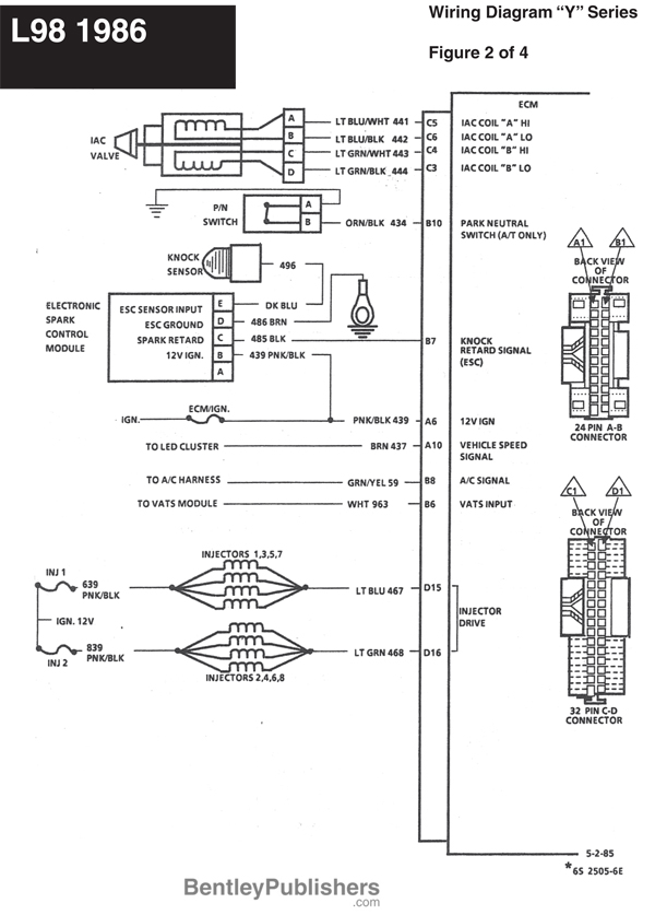 tech flamethrower msd 6al wiring diagram guide and troubleshooting l98 distributor wire diagram introduction to electrical