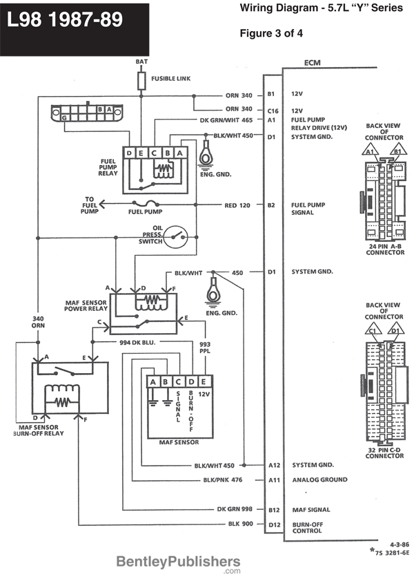 l98 corvette wire diagrams – Kubota Wire Diagram