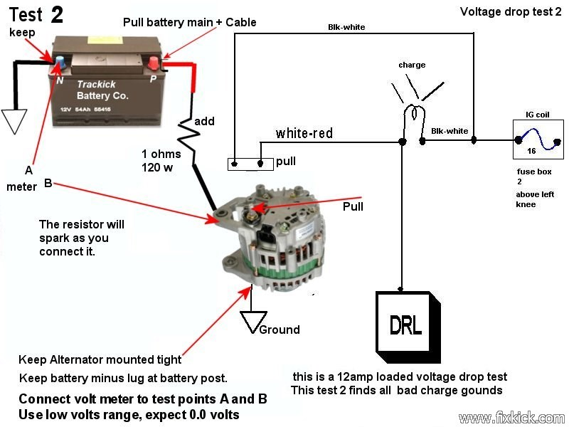 Car Voltage Regulator Testers : Battery or alternator grumpys performance garage