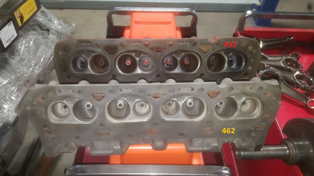 upgrading sbc crate engine heads grumpys performance garage. Black Bedroom Furniture Sets. Home Design Ideas