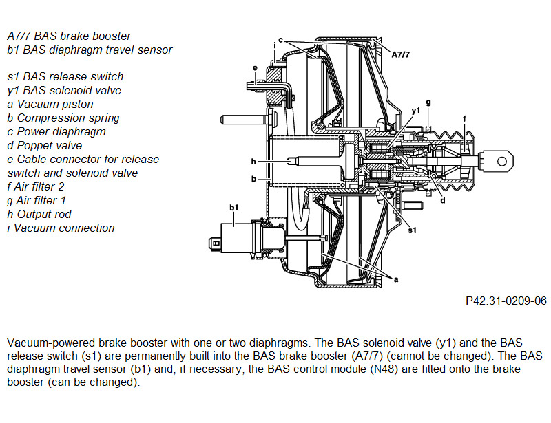 power brake booster replacement | Grumpys Performance Garage