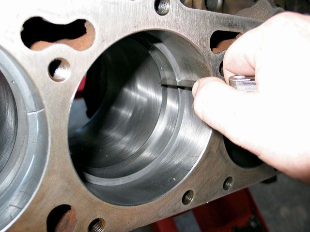 Cara Mengukur Piston Ring Side Clearance