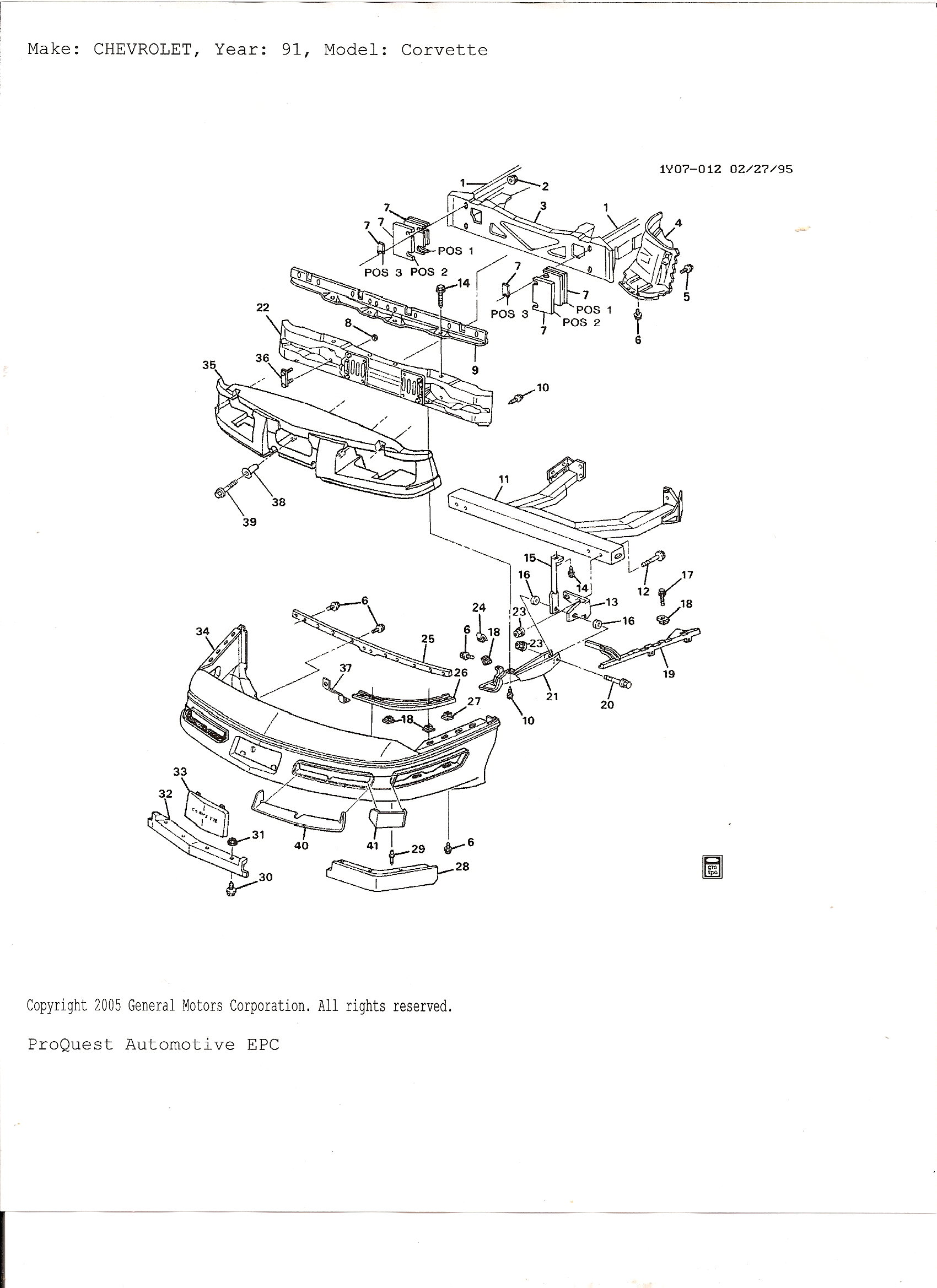 ford c6 transmission pump diagram