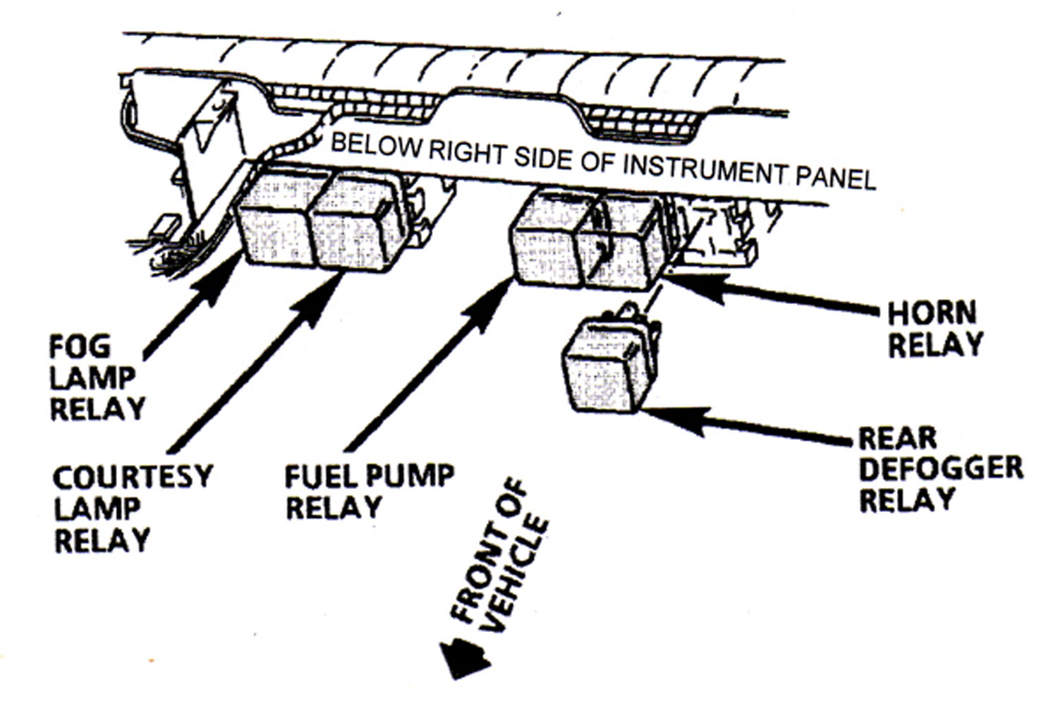 fpr1990 replacing a c 4 fuel pump grumpys performance garage 1984 corvette fuel pump wiring diagram at n-0.co