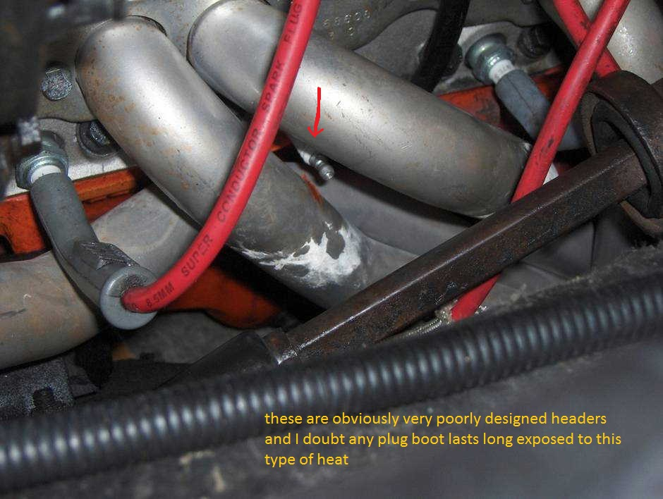 ignition wires & getting the header clearance | Grumpys Performance on 2004 rx-8 coil plugs wires, best spark plug coils, best plug wire set,