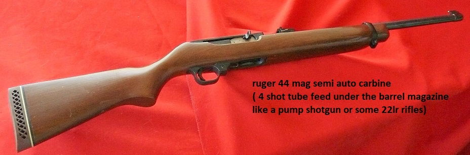 how many of you gentlemen have used a semi auto military