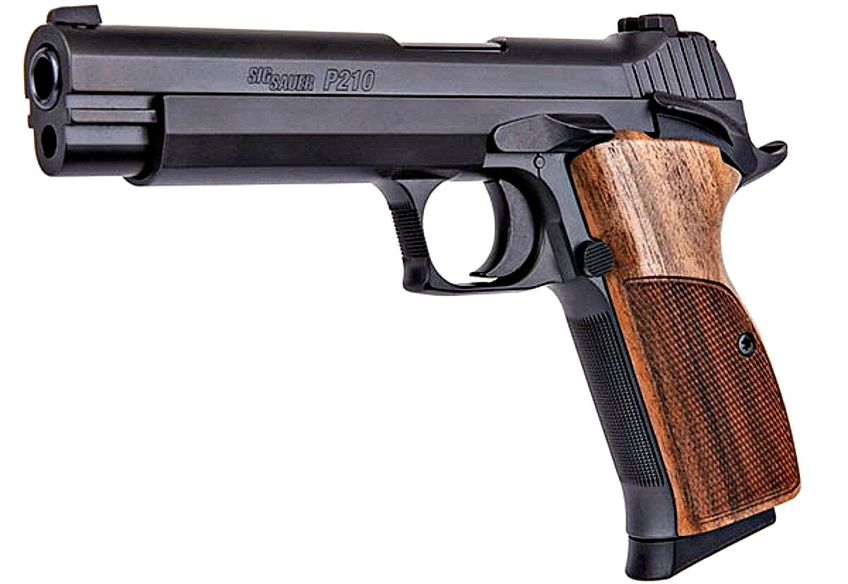a discontinued handgun you wish you could still buy