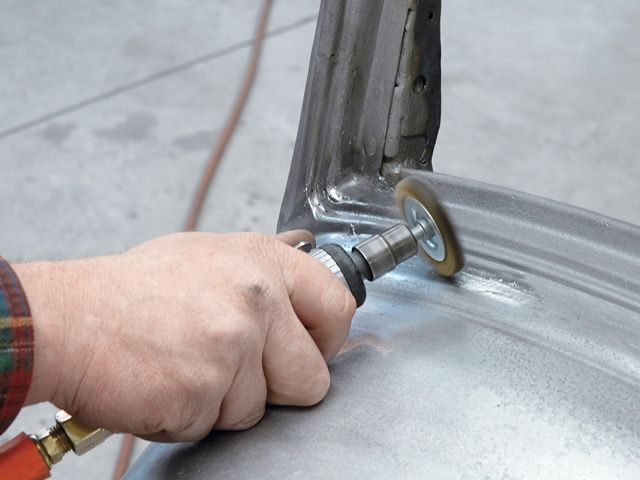 How To Use Tin As A Body Filler For Cars