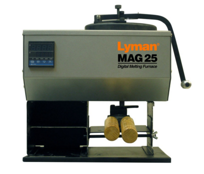 Lyman Lube Sizer Heater