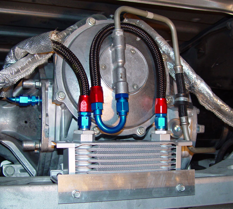Rear Differential Cooler : Rear differential cooler grumpys performance garage