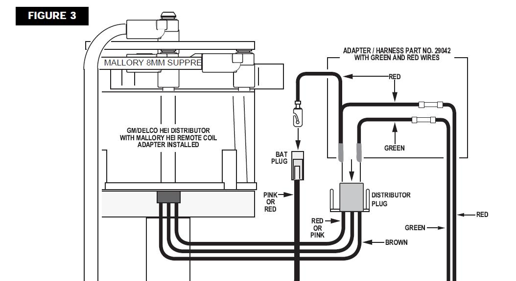 delco gm hei distributor wiring diagram html