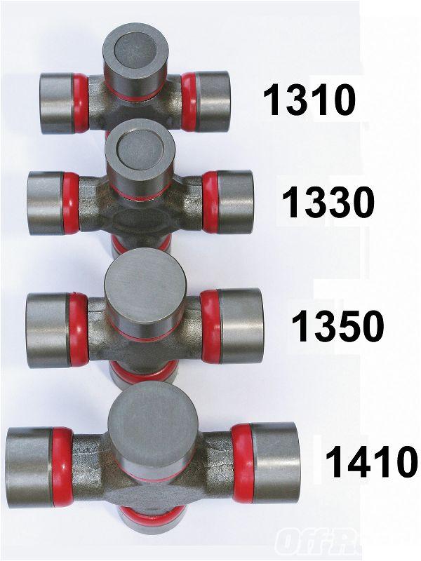 1310 vs 1350 u joint