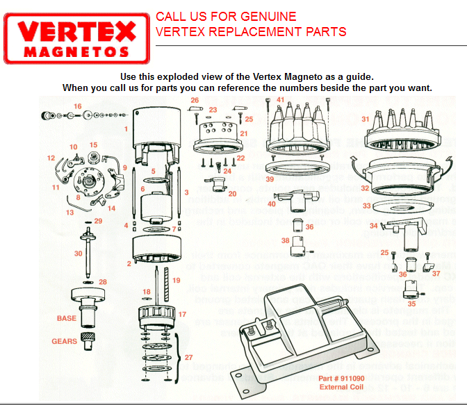 vertexparts vertex ignitions grumpys performance garage vertex magneto wiring diagram at n-0.co
