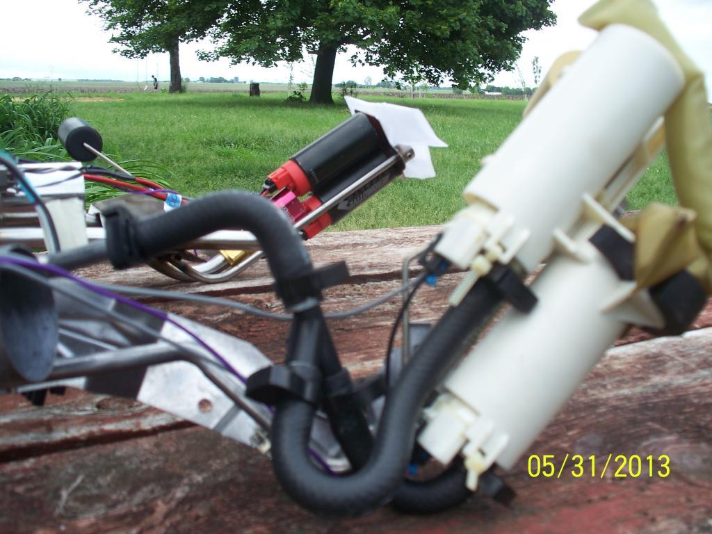 Replacing A C 4 Fuel Pump Grumpys Performance Garage Aem Fic Wiring Harness 6 Img